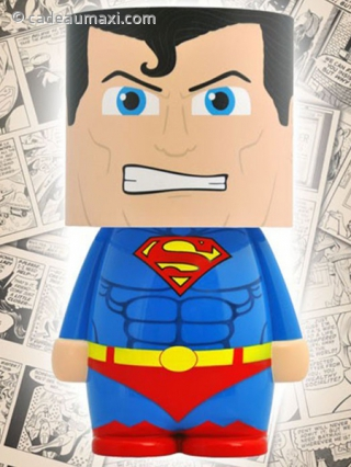 Lampe Superman design fun